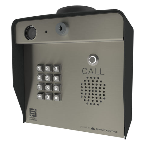 AAS 16-X1 Cellular Entry With Camera