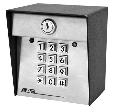 AAS ADV-1000 Digital Keypad