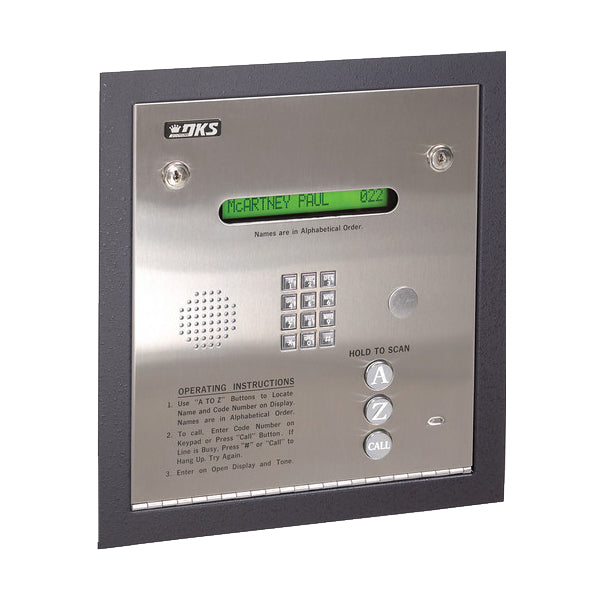 DOORKING 1834-084 TELEPHONE ENTRY SYSTEM