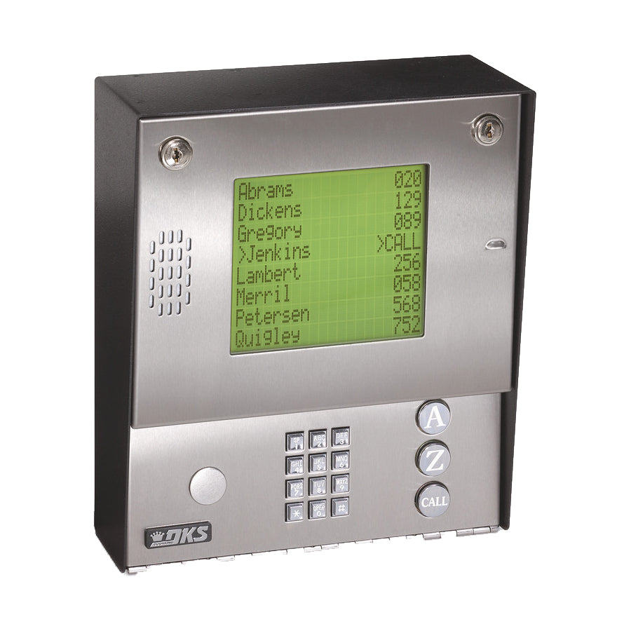 DOORKING 1837-080 TELEPHONE ENTRY SYSTEM