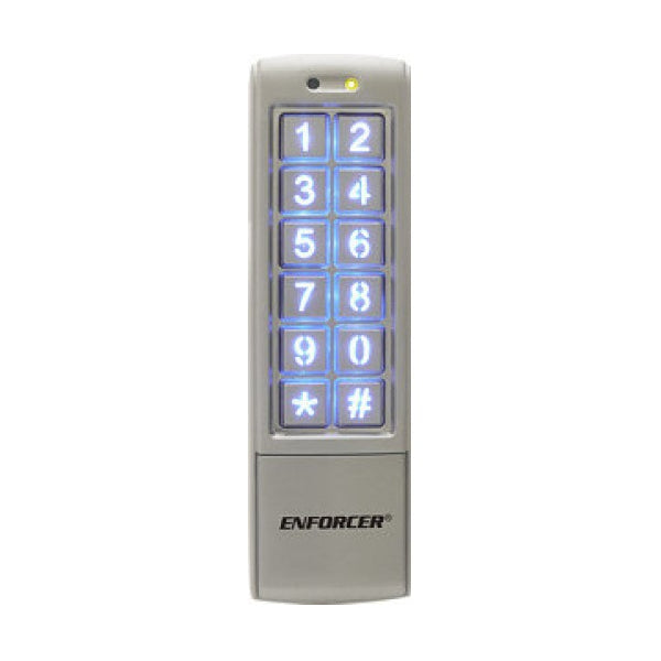 Enforcer SK2323SDQ Lighted Keypad