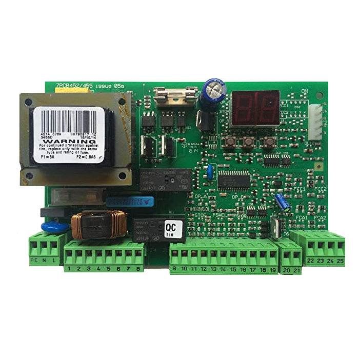 FAAC 455D Replacement Mother Board