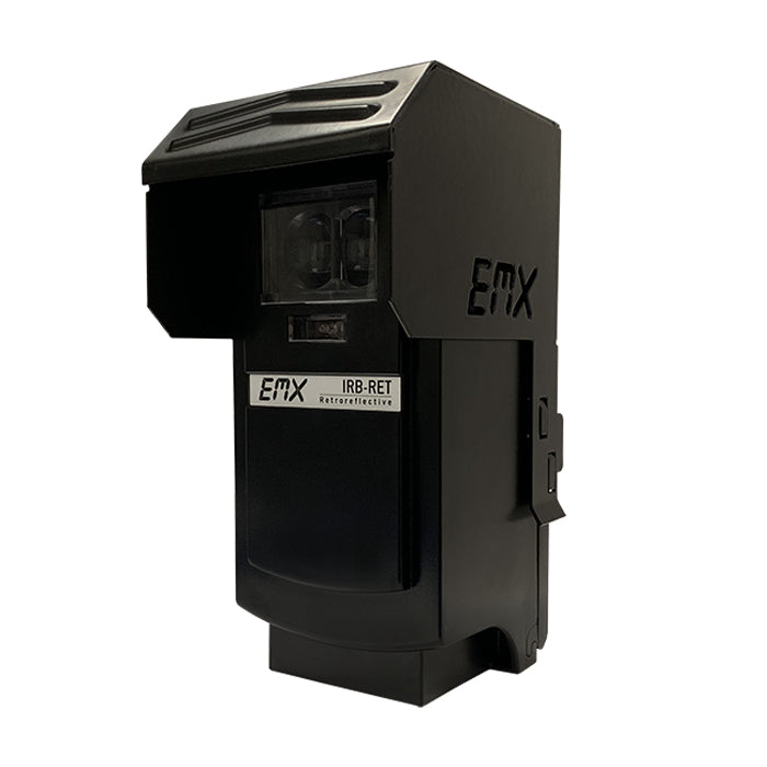 EMX IRB-RET Retro Reflective Photoeye With A Hood