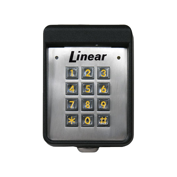 LINEAR AK-11 DIGITAL GATE KEYPAD OUTDOOR RATED