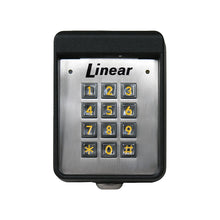 Load image into Gallery viewer, LINEAR AK-11 DIGITAL GATE KEYPAD OUTDOOR RATED