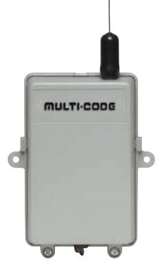 Multicode 109950 Coax Gate Receiver