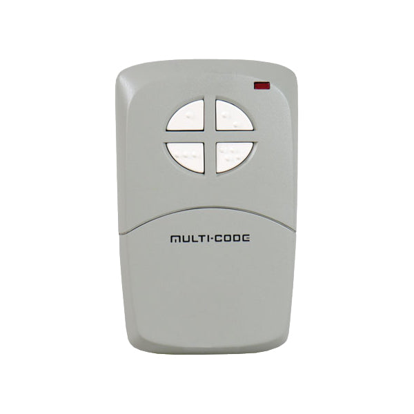 MULTICODE 414001 GATE REMOTE 4-BUTTON