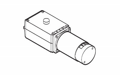 VIKING VAH10MO GEAR MOTOR FOR VIKING H10