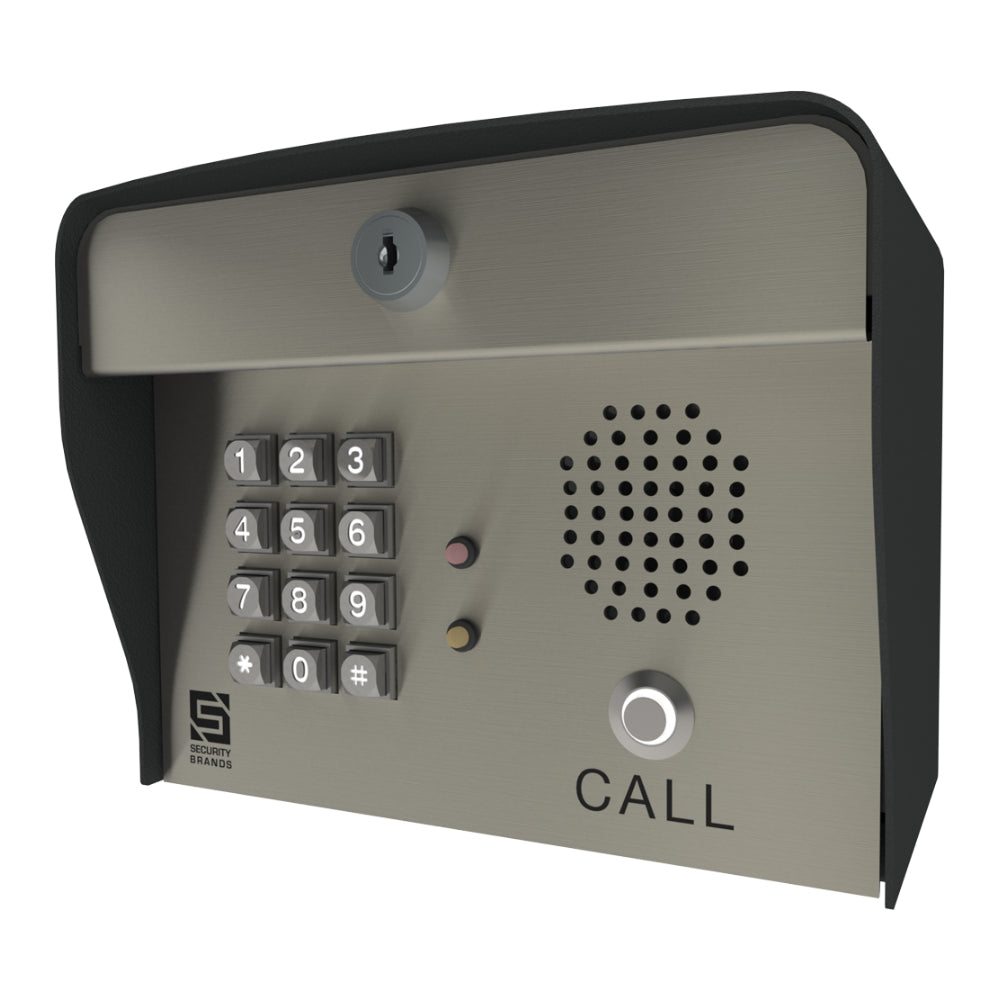 AAS ADV-1000i Keypad With Intercom