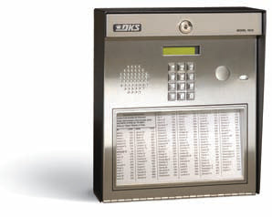 Doorking 1810-080 Telephone Entry System