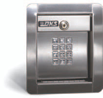 DOORKING 1506-090 KEYPAD FLUSH MOUNT
