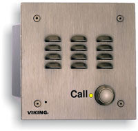 VIKING W-3000 TELEPHONE ENTRY SYSTEM COMPLETE KIT