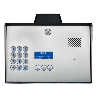 EIS ENTRY LCD TELEPHONE ENTRY SYSTEM