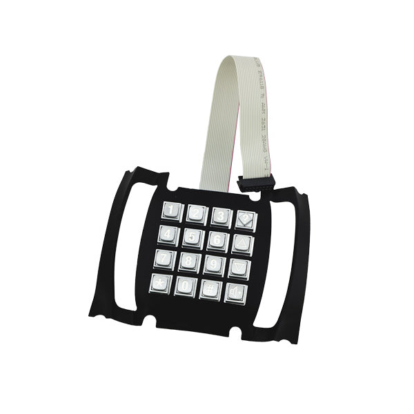 Elite 041D0236 Assembly Keypad 16 Button