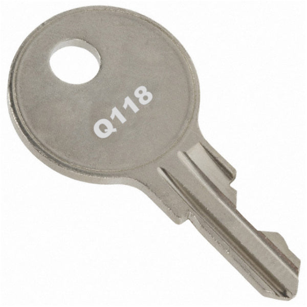 Elite Q118 Access Door Replacement Key