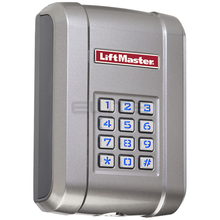Load image into Gallery viewer, LIFTMASTER KPW250 WIRELESS KEYPAD LEFT VIEW