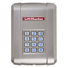 Load image into Gallery viewer, LIFTMASTER KPW250 WIRELESS KEYPAD FRONT VIEW