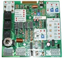 ELITE Q206 Circuit Board