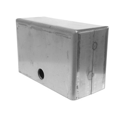 "COVER BOX FOR 4"" V-GROOVE WHEELS"