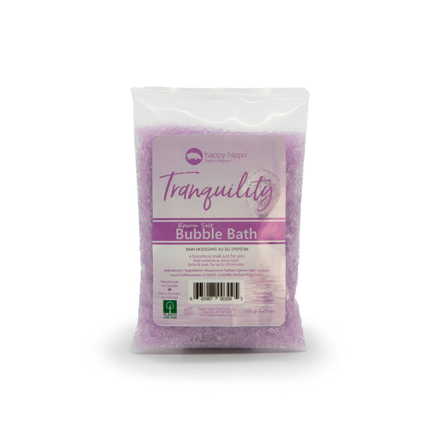 Tranquility - Bubble Bath Epsom Salt