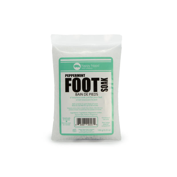 Peppermint Foot Soak - 100g