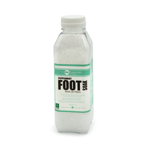 Peppermint Foot Soak - 500g