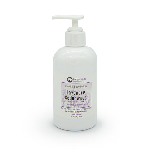 Lavender Cedarwood - Daily Hand & Body Lotion