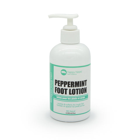 Foot Lotion - Peppermint