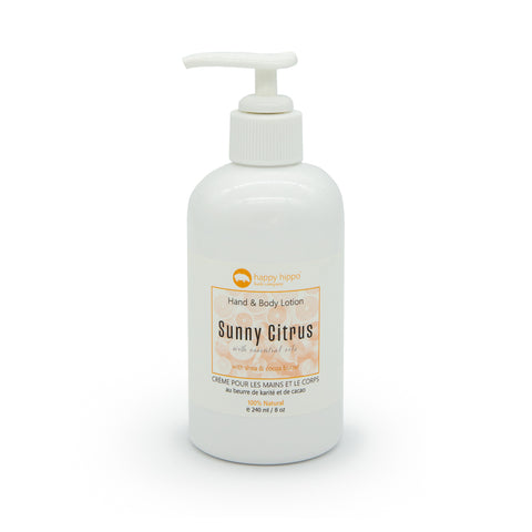 Sunny Citrus - Daily Hand & Body Lotion
