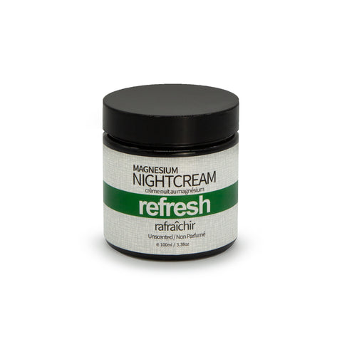 Refresh Magnesium Night Cream - 100ml