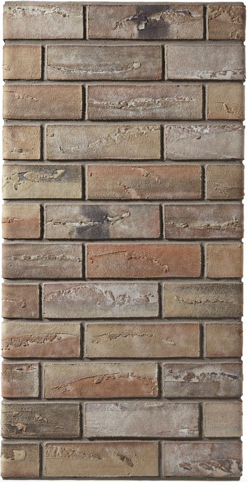 Gosforth Multi Acrylic Brick Slip - 1sqm.