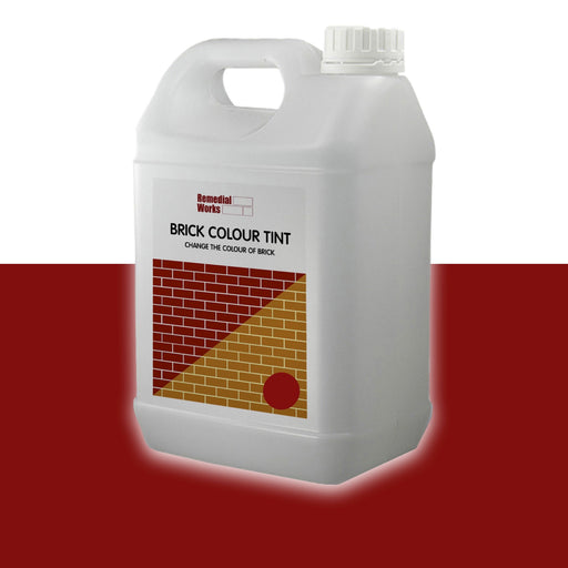 Brick Tint Dye - Remedial Red