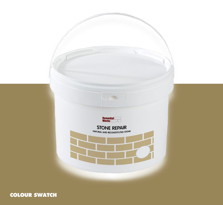 Stone Repair Mortar - Brown Colour
