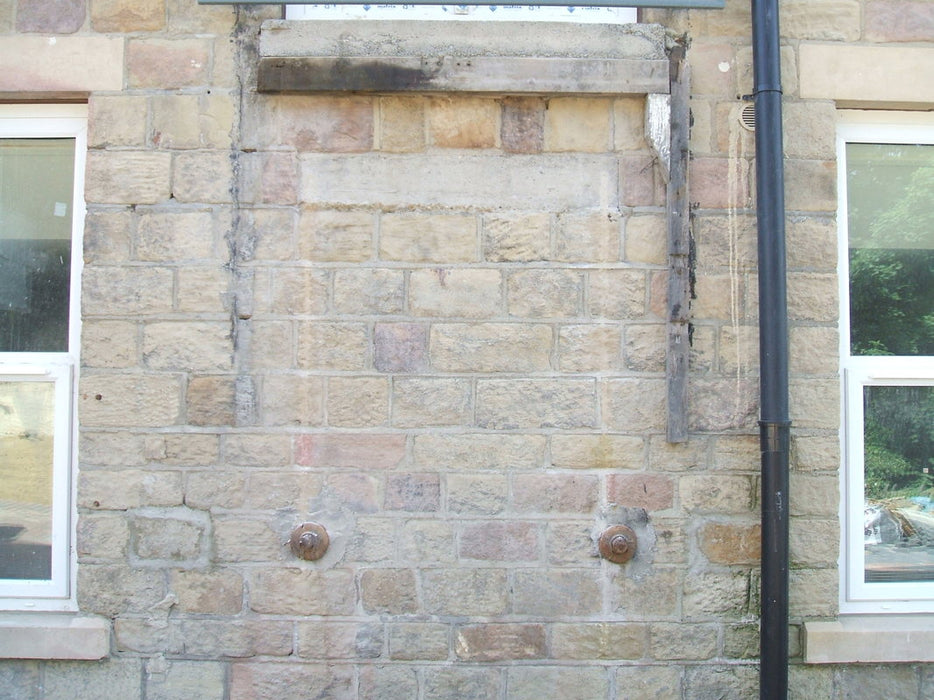 Stone Repair Mortar - Light Grey