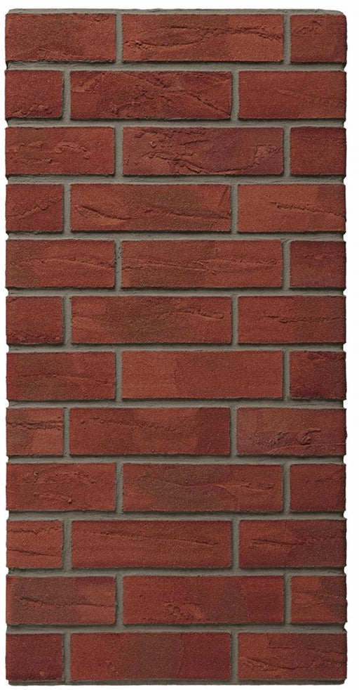 Buttermere Red Multi Acrylic Brick Slip - 1sqm.