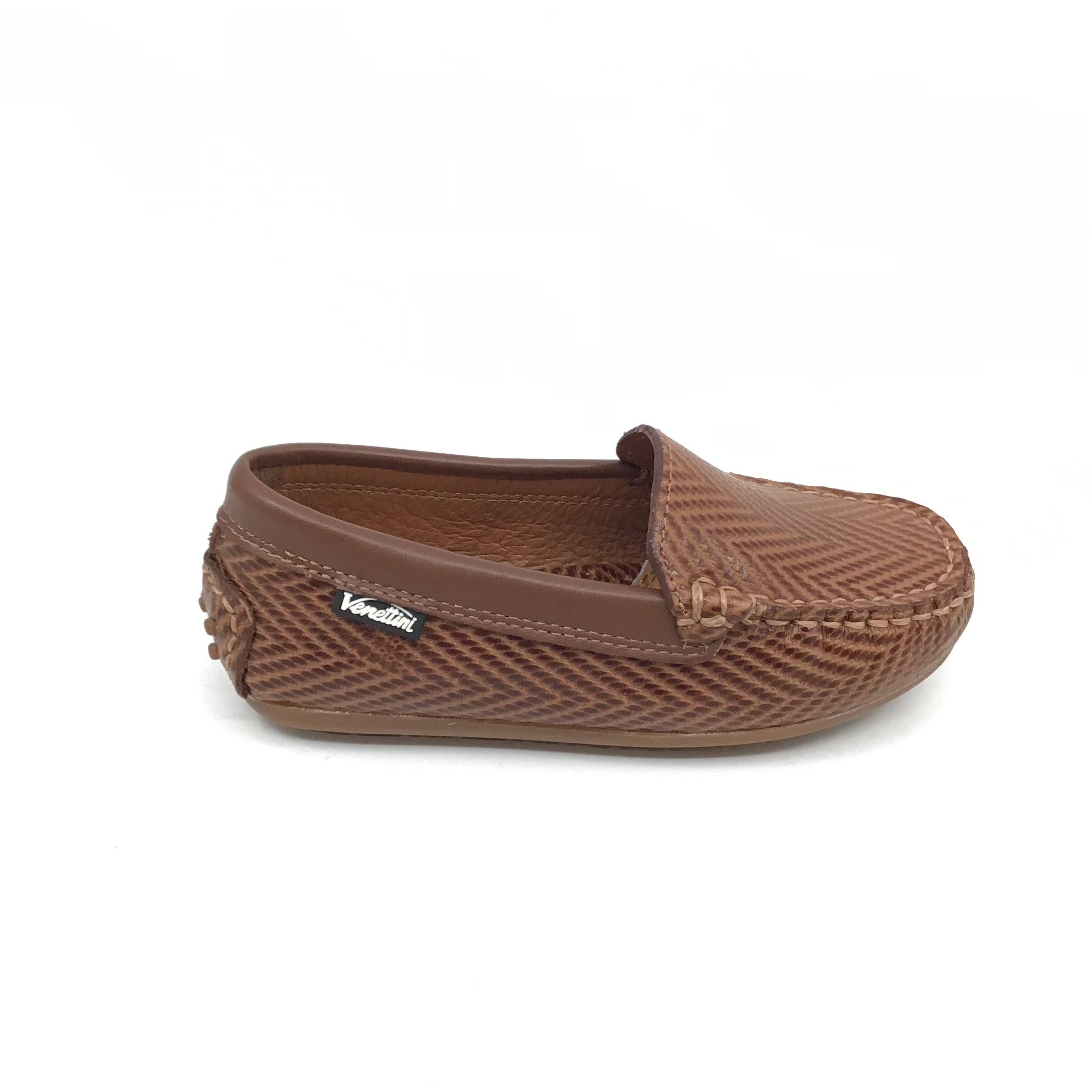 Venettini Brown Loafer