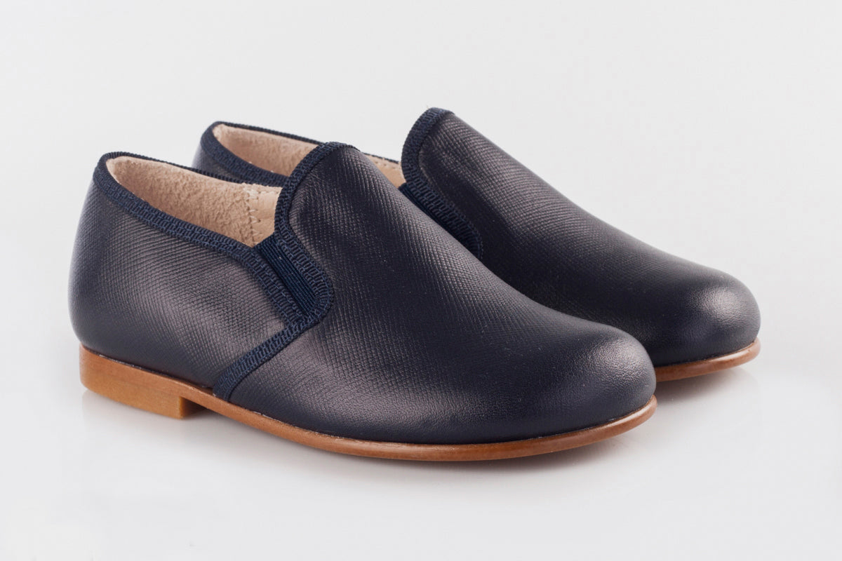 Beberlis Navy Loafer
