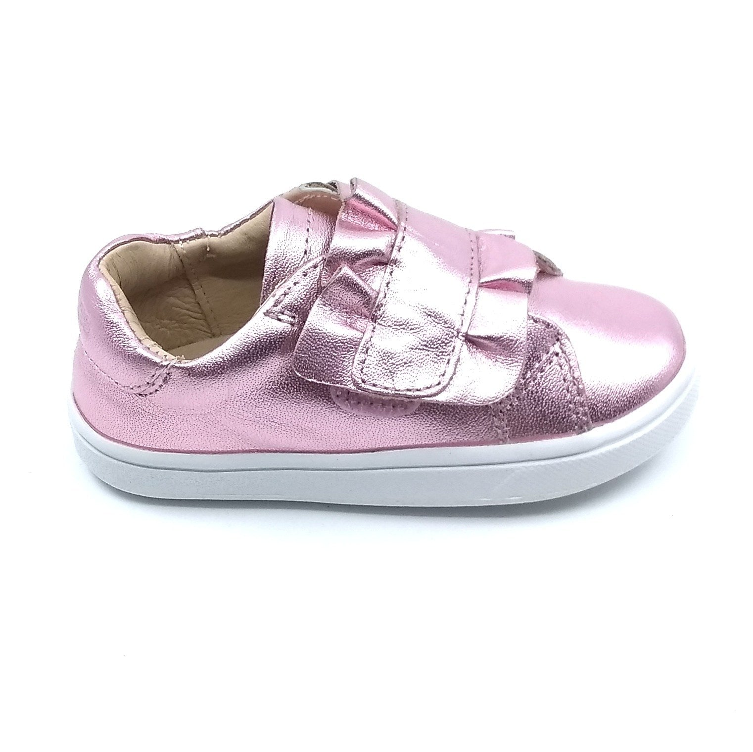 Old Soles Urban Frill Pink Frost