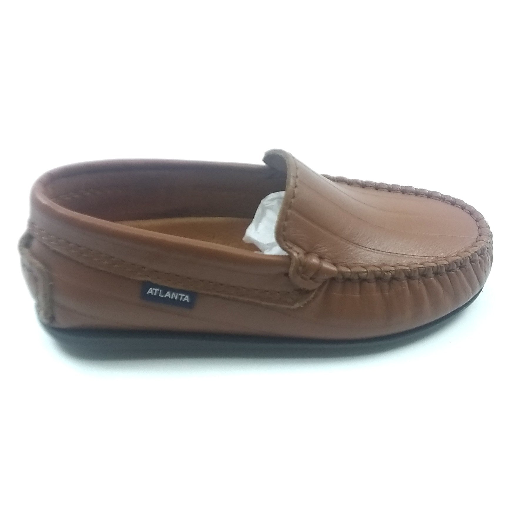 Atlanta Mocassin Brown Loafer