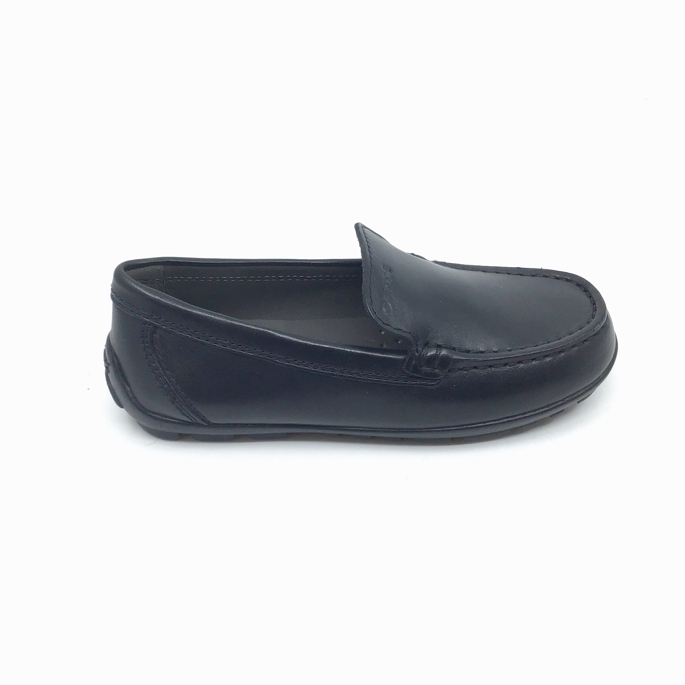 Geox Black Loafer