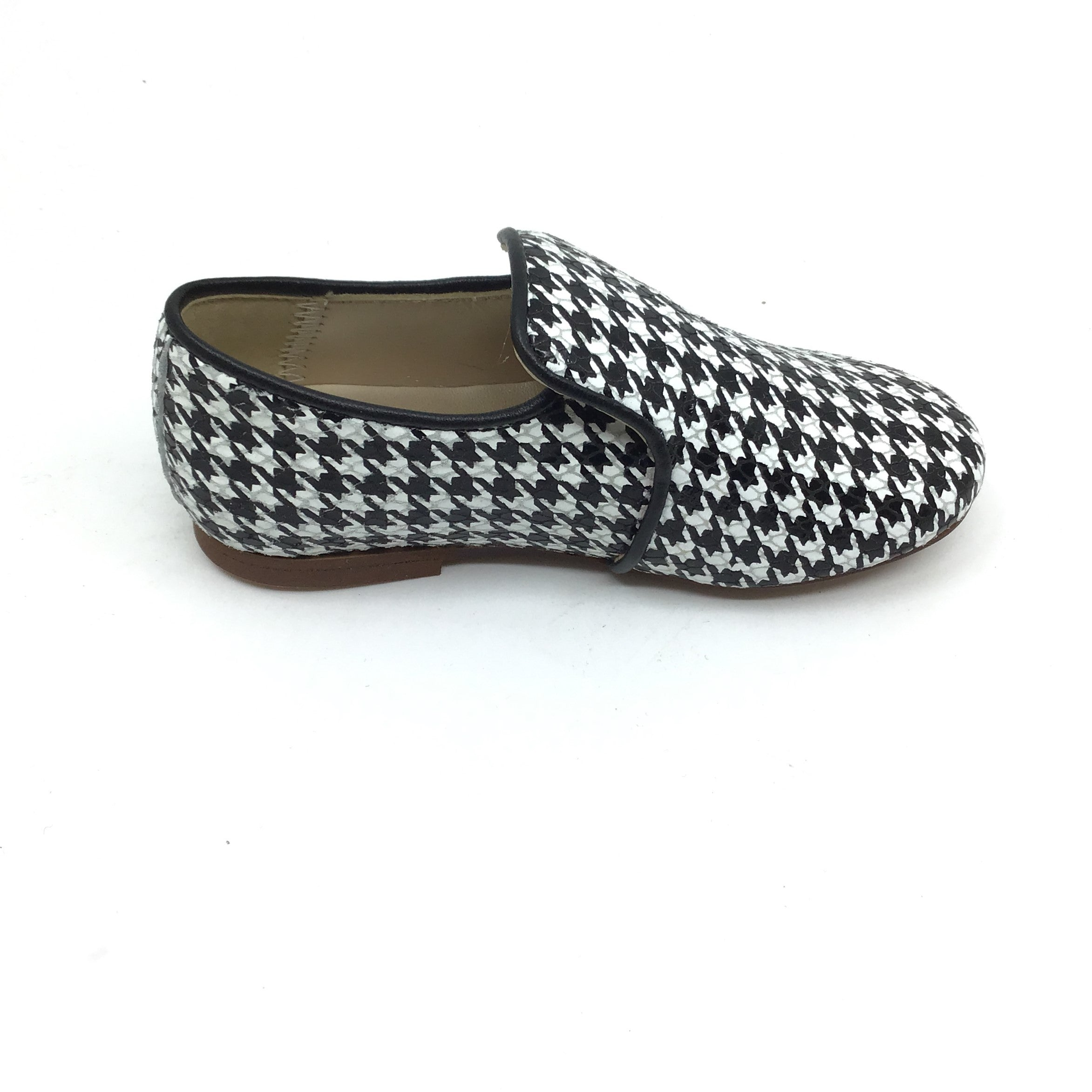 Papanatas Houndstooth Loafer