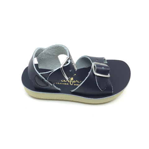 Sun San Navy Sandal with Strap