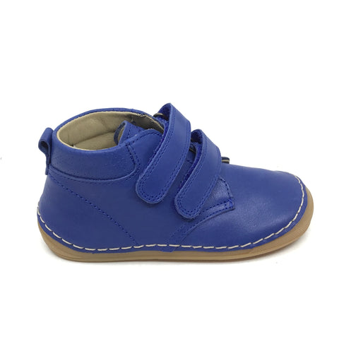 Froddo Blue Double Velcro Shoe