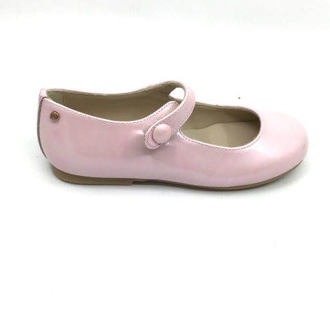 Manuela Pink Patent Mary Jane