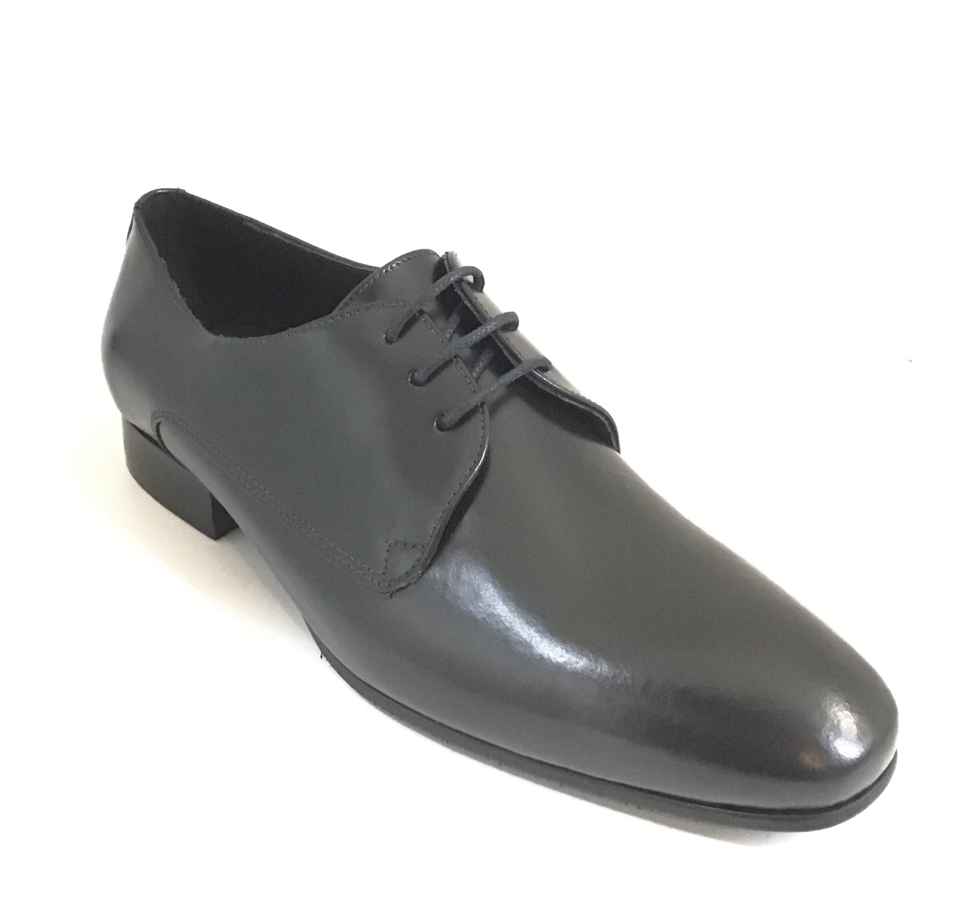 Venettini Black Lace Dress Shoe