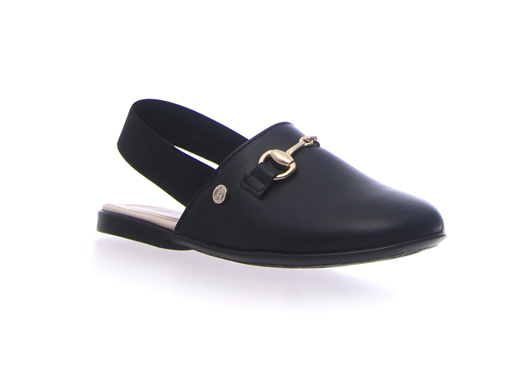 Naturino Black Sling Back