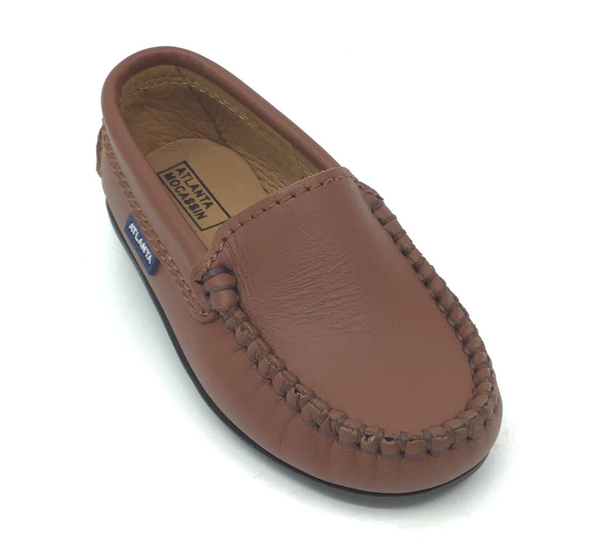 Atlanta Mocassin Luggage Loafer