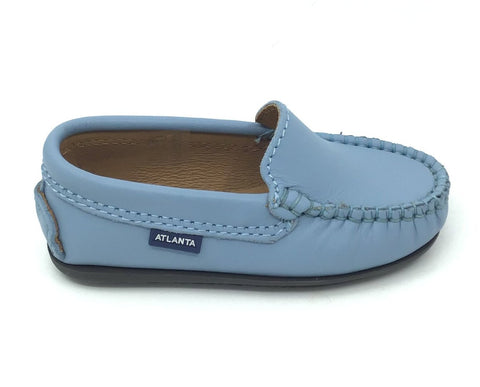 Atlanta Mocassin Sky Blue Loafer