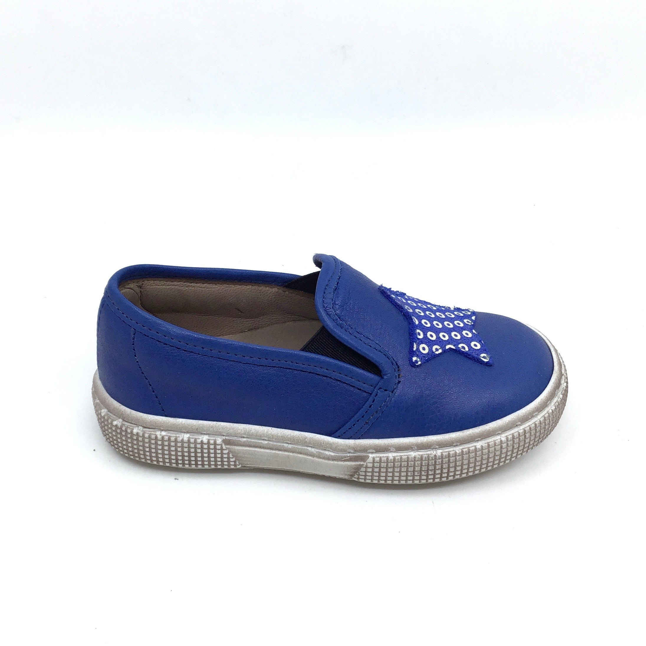 Pepe Blue Sneaker with Star