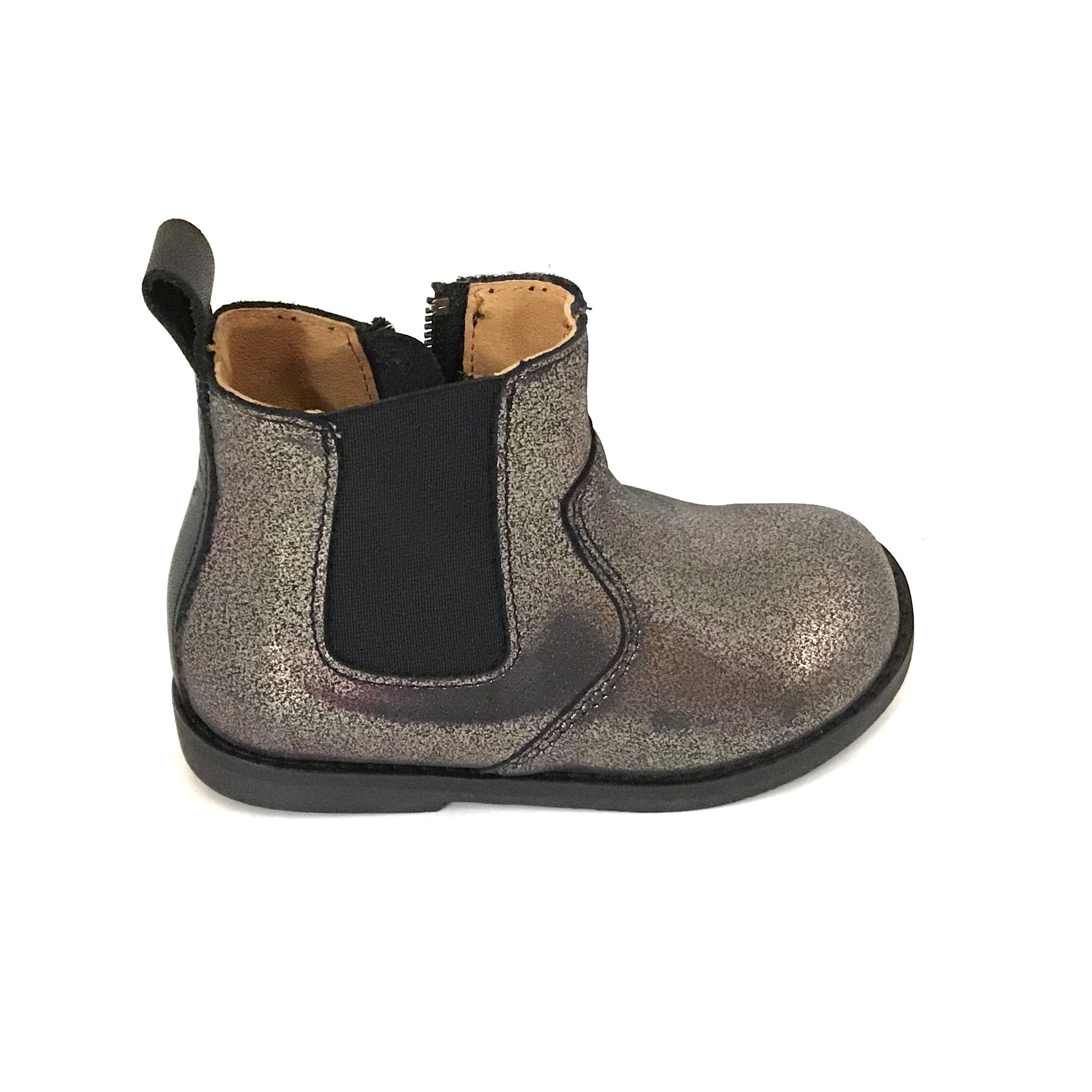 Froddo Bronze Leather Bootie